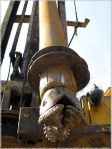 промышленные скважины