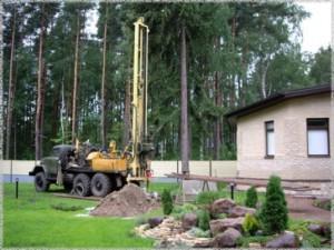 Профессиональное бурение скважин на воду в Московской области